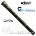 Winn Dri-Tac Undersize / Ladies Grips - Black / Lime Green