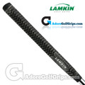 Lamkin Deep Etched Paddle Full Cord Putter Grip - Black