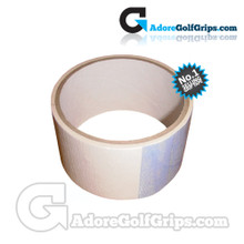 """Premium Double Sided Golf Grip Tape - 2"""" x 2.25 Metre Roll - 9 Clubs"""