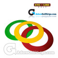 EyeLine Golf Short Game Target Circles Training Aid (3 Pack)