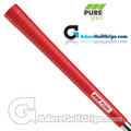 Pure Grips Pro Undersize / Ladies Grips - Red