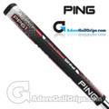 Ping PP61 Midsize Pistol Putter Grip - Black / Red / White