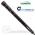 Lamkin Comfort Standard PLUS Grips - Black / Red / White