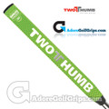 Thumb Snug Daddy 30 Midsize Putter Grip - Green / White / Silver