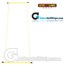 EyeLine Golf Tee Box Alignment Station Swing Aid
