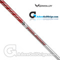 "Grafalloy ProLaunch Red 65 Wood Shaft (62g-64g) - 0.335"" Tip - Red / Silver"
