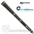 Karma V-Cord Multicompound Grips - Black / Black