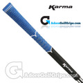 Karma V-Cord Multicompound Grips - Blue / Black
