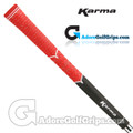 Karma V-Cord Multicompound Grips - Red / Black