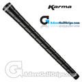 Karma Hi-Tac Wrap Grips - Black