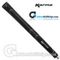 Karma Super Lite Jumbo Grips - Black