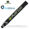 Flat Cat Golf Tak Standard 12 Inch Midsize Putter Grip - Black