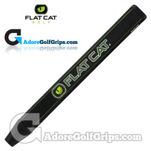 Flat Cat Golf Tak Svelte 12 Inch Midsize Putter Grip - Black