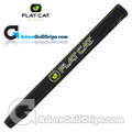 Flat Cat Golf Tak Slim 12 Inch Putter Grip - Black