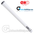 NO1 Grip 48 Series Grips - White / Black