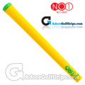 NO1 Grip 48 Series Grips - Yellow / Green