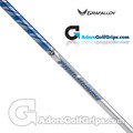 "Grafalloy ProLaunch Blue 65 Wood Shaft (64g) - 0.335"" Tip - Blue / Silver"
