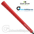 SuperStroke Soft Wrap Taper Control Grips - Red / White