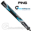 Ping PP60 Midsize Pistol Putter Grip - Black / Blue / Silver