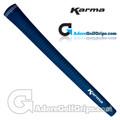 Karma Velour Jumbo Grips - Blue