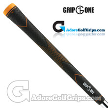 Grip One Tour X Grips - Black / Orange