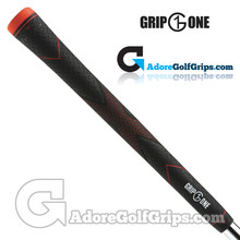 Grip One Tour X Grips - Black / Red