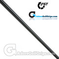 "FST Straight Stepless Pro Putter Shaft (127g) - 0.370"" Tip - Black Matte"