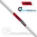 "KBS CT Tour Straight Stepless Putter Shaft (120g) - 0.370"" Tip - Chrome"
