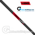 "KBS CT Tour Straight Stepless Putter Shaft (120g) - 0.370"" Tip - Black PVD"
