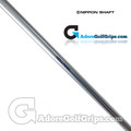 "Nippon N.S. Pro Heavy Straight Stepless Putter Shaft (149g) - 0.370"" Tip - Chrome"