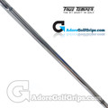 "True Temper Square Putter Shaft (126g) - 0.370"" Tip - Chrome"
