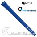 Karma Velour Standard Grips - Blue