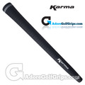 Karma Velour Midsize Grips - Black