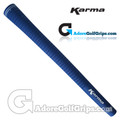 Karma Velour Midsize Grips - Blue
