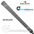 SuperStroke TRAXION Wrap Taper Control Undersize / Ladies Grips - Grey