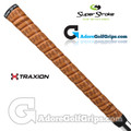SuperStroke TRAXION Wrap Taper Control Midsize Grips - Copper