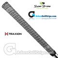 SuperStroke TRAXION Wrap Taper Control Midsize Grips - Grey