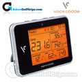 Voice Caddie Swing Caddie Launch Monitor SC300 - Black