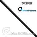 "True Temper Onyx Straight Stepped Putter Shaft (121g) - 0.370"" Tip - Black Matte"