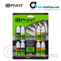 G-Paint Custom Golf Club Paint Fill Bottles - (8 Pack)