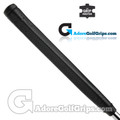 The Grip Master Roo Leather Midsize Pistol Putter Grip - Black