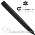 The Grip Master Roo Leather Midsize Paddle Putter Grip - Black