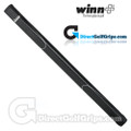 Winn 17 Inch Pistol Belly Putter Grip – Black / Silver