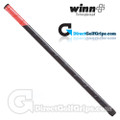 Winn 21 Inch Pistol Long / Belly Putter Grip Black / Red