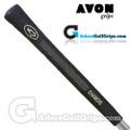 Avon Chamois Jumbo Grips - Black / Gold