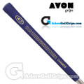 Avon Chamois Undersize / Ladies Grips - Blue / Gold