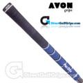 Avon Pro D2x Grips - Black / Blue