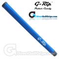G-Rip Wave Pistol Putter Grip - Blue