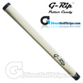 G-Rip Wave Pistol Putter Grip - White