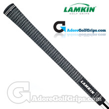 Lamkin Crossline Grips - Black / White
